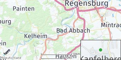 Google Map of Kapfelberg