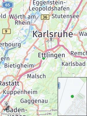 Here Map of Bruchhausen