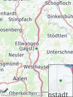 Here Map of Neunstadt