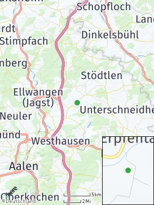 Here Map of Erpfental