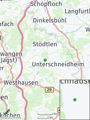 Here Map of Buchhausen