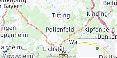Google Map of Pollenfeld