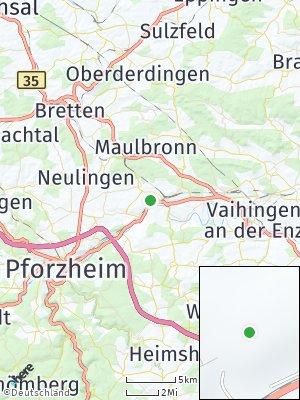Here Map of Sengach