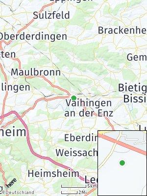 Here Map of Illingen