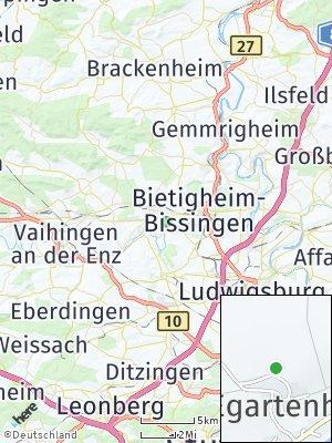 Here Map of Untermberg