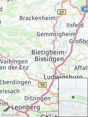 Here Map of Bissingen