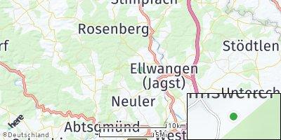 Google Map of Altmannsweiler