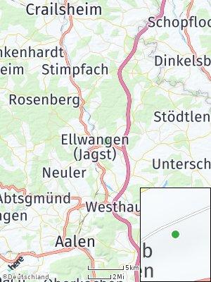 Here Map of Schönenberg