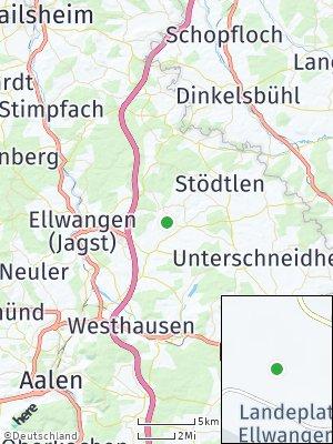 Here Map of Hirlbach