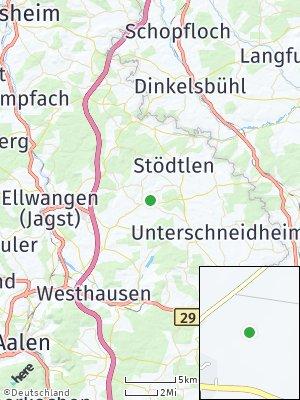 Here Map of Pfahlheim