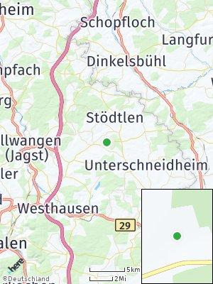 Here Map of Halheim
