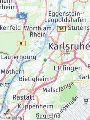 Here Map of Mörsch
