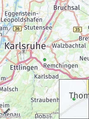Here Map of Thomashof