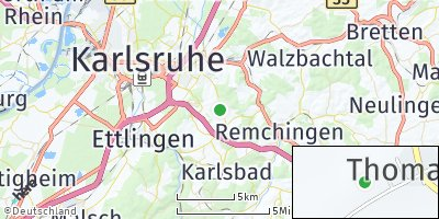 Google Map of Thomashof