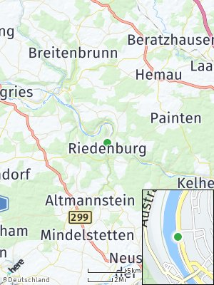 Here Map of Riedenburg