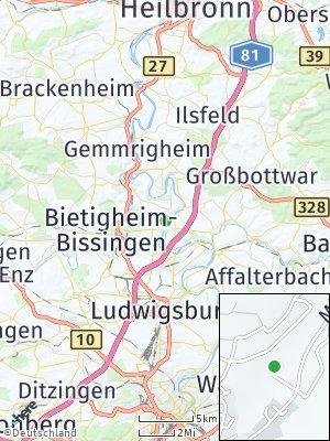 Here Map of Ingersheim