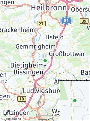 Here Map of Hessigheim
