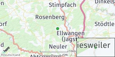 Google Map of Altmannsrot