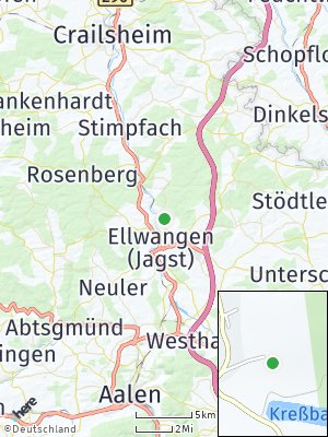 Here Map of Rindelbach