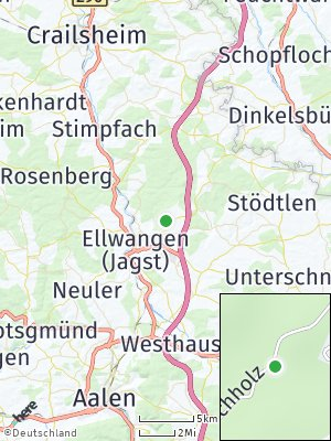 Here Map of Eigenzell