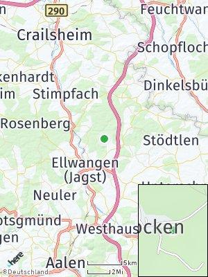 Here Map of Stocken