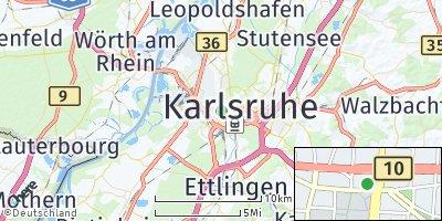 Google Map of Rintheim