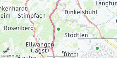 Google Map of Ellenberg