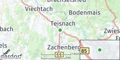 Google Map of Patersdorf
