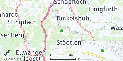 Google Map of Wört
