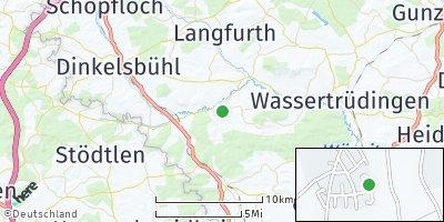 Google Map of Weiltingen