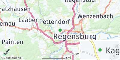 Google Map of Kager