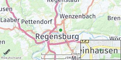 Google Map of Reinhausen