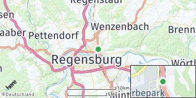 Google Map of Brandlberg