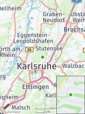 Here Map of Waldstadt