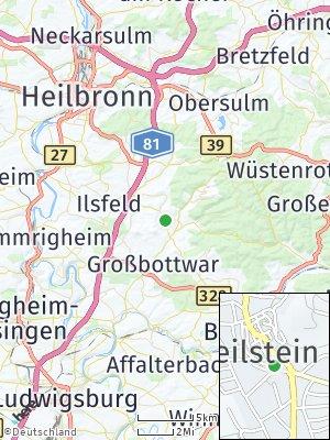 Here Map of Beilstein