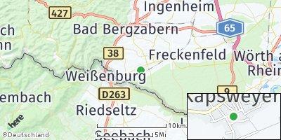 Google Map of Kapsweyer