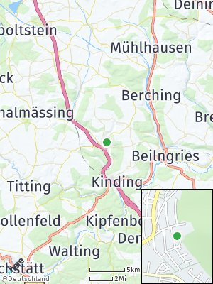 Here Map of Greding