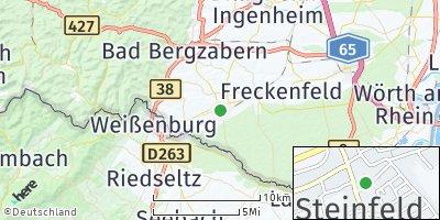 Google Map of Steinfeld
