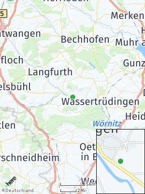 Here Map of Gerolfingen