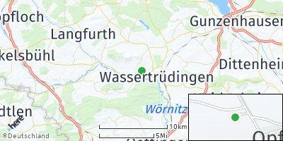Google Map of Röckingen