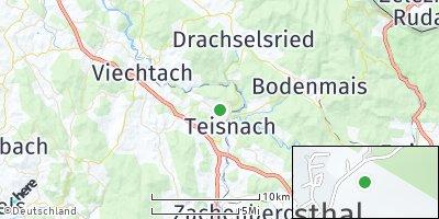 Google Map of Geiersthal