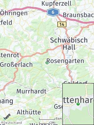 Here Map of Sittenhardt