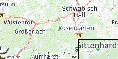 Google Map of Sittenhardt