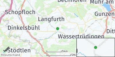 Google Map of Wittelshofen