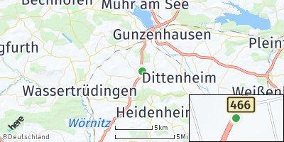 Google Map of Gnotzheim