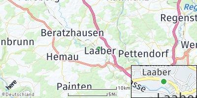 Google Map of Laaber