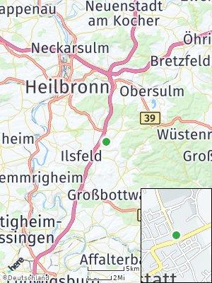 Here Map of Abstatt