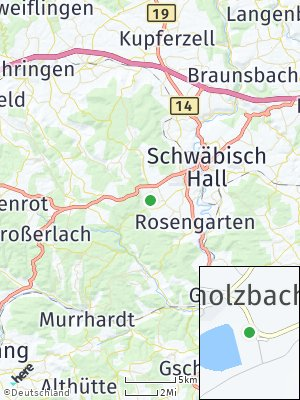 Here Map of Starkholzbach