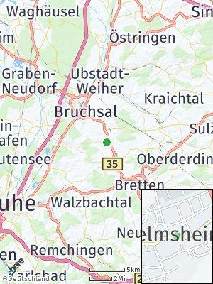 Here Map of Helmsheim