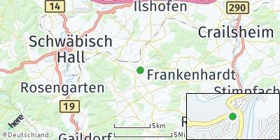 Google Map of Vellberg
